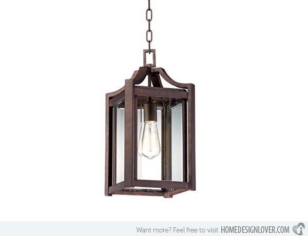 Best Popular Outdoor Hanging Lamps Intended For Home Remodel inside Big Outdoor Hanging Lights (Image 3 of 10)
