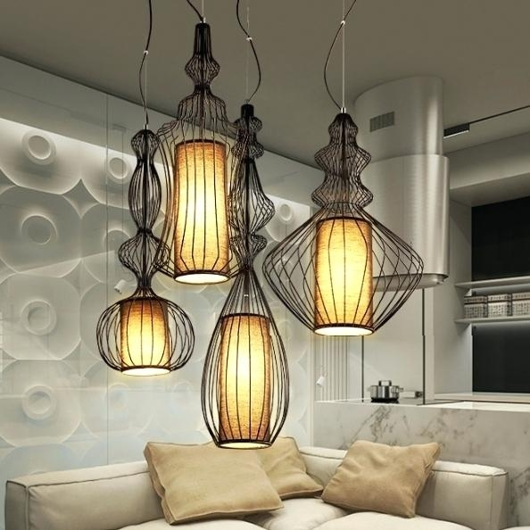 Big Pendant Lights Large Outdoor Hanging Lights – Aquarist throughout Big Outdoor Hanging Lights (Image 4 of 10)