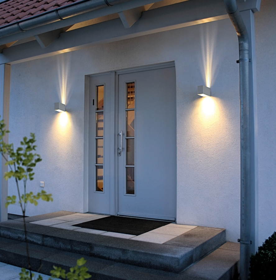 Black Contemporary Outdoor Lighting - Spurinteractive regarding Black Contemporary Outdoor Wall Lighting (Image 4 of 10)