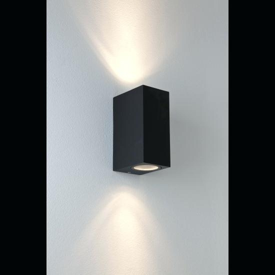 Black Exterior Wall Lights Black Plastic Outdoor Wall Lights throughout Plastic Outdoor Wall Light Fixtures (Image 2 of 10)