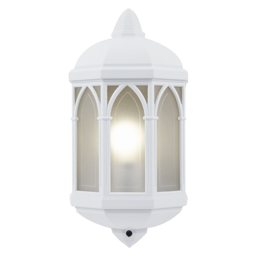 Featured Photo of White Outdoor Wall Lights