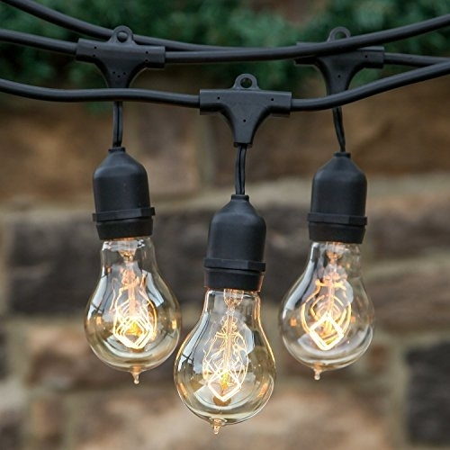 Featured Photo of Outdoor Waterproof Hanging Lights