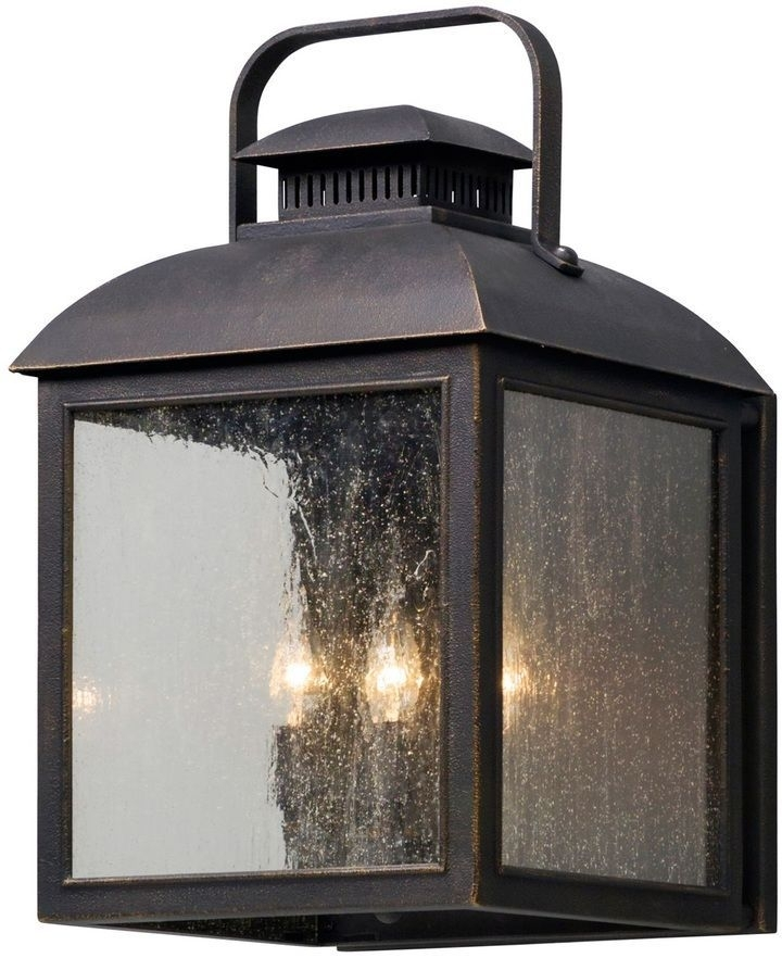 Chamberlain 4 Light Wall Sconce | Light Walls, Wall Sconces And Products Inside Troy Lighting Outdoor Wall Sconces (Image 1 of 10)