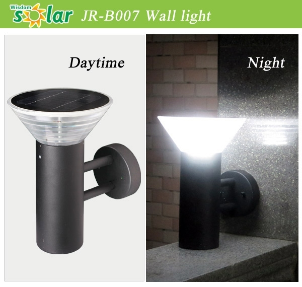 China Top Ten Selling Products Garden Solar Light,high Lumen Garden for Outdoor Solar Wall Lights (Image 6 of 10)