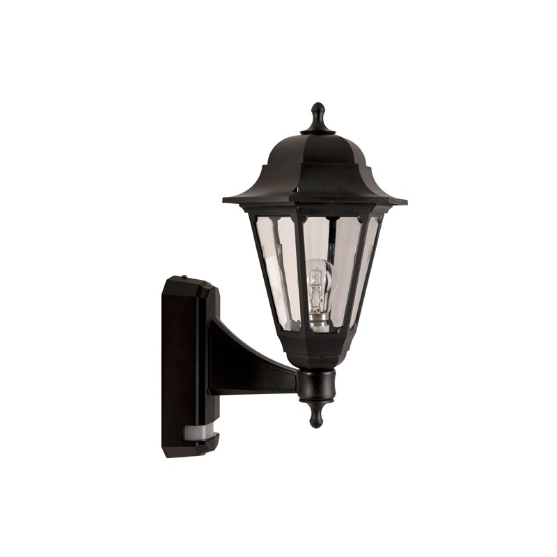 Coach Lantern With Pir - Lighting Direct with Outdoor Hanging Lanterns With Pir (Image 1 of 10)