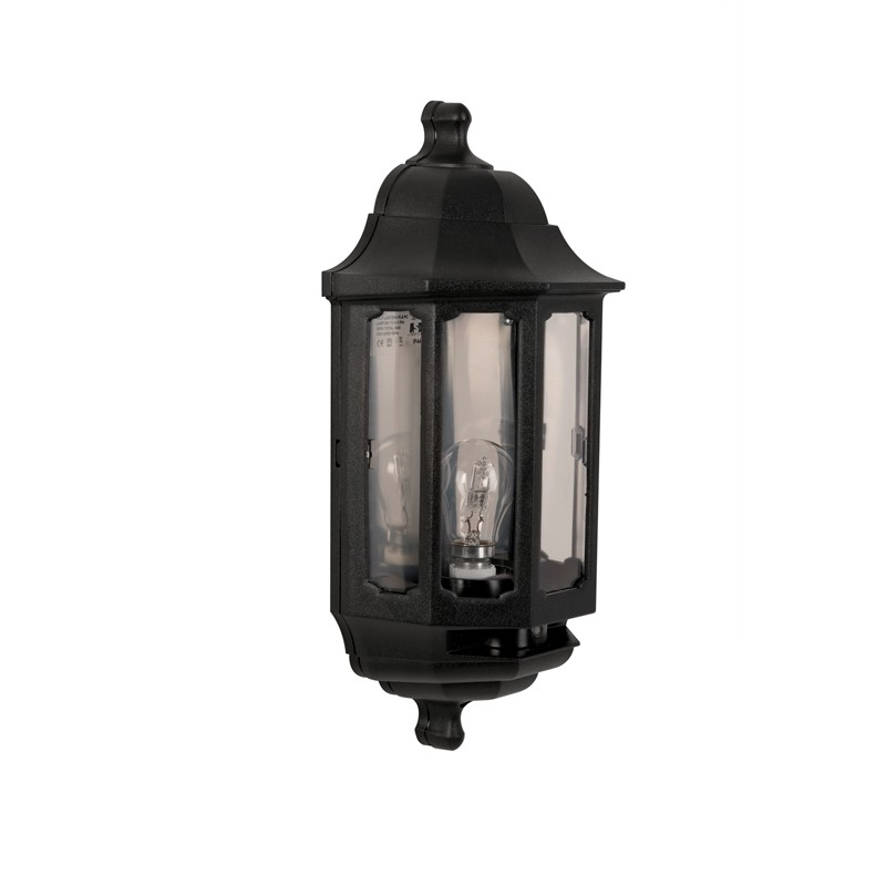 Coach Photocell Half Lantern - Lighting Direct within Dusk to Dawn Outdoor Wall Lighting Fixtures (Image 3 of 10)