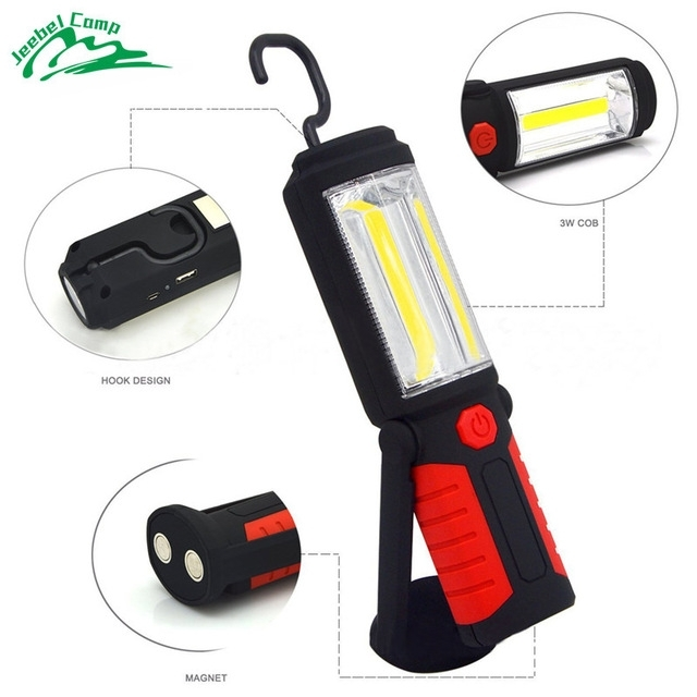 Featured Photo of Outdoor Hanging Work Lights