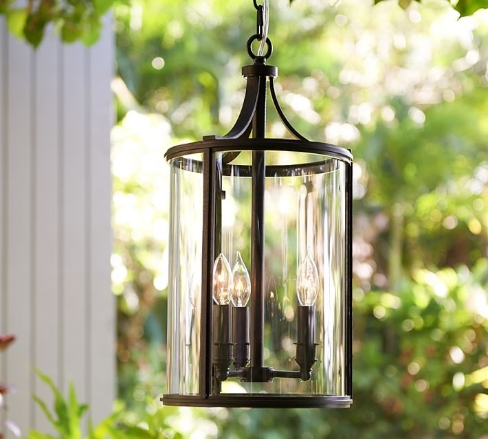 10 Best Collection Of Round Outdoor Hanging Lights