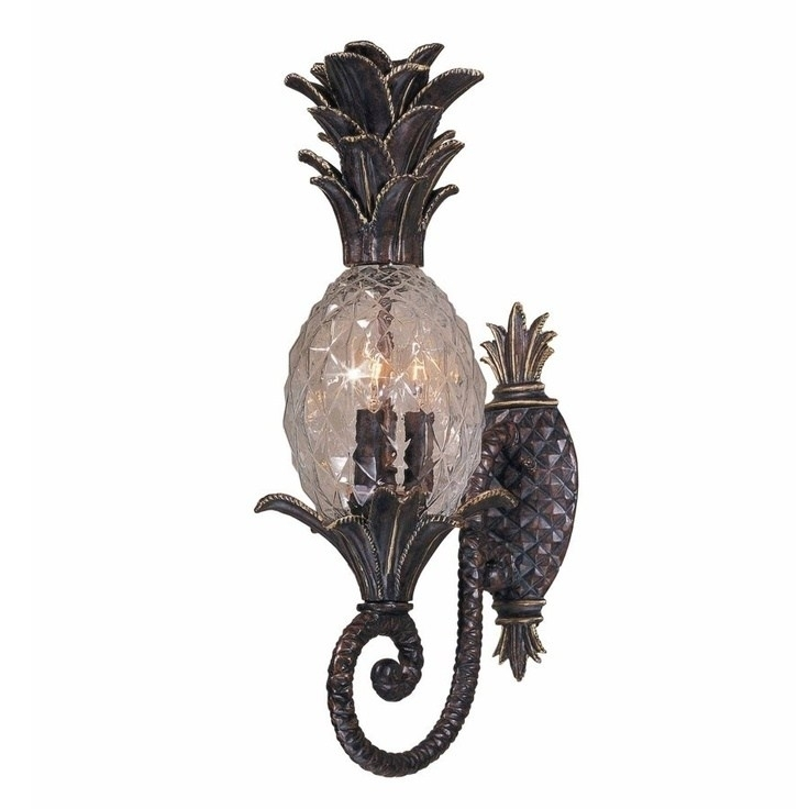Creative Of Ideas For Pineapple Outdoor Lights Design Tropical With for Tropical Outdoor Hanging Lights (Image 3 of 10)