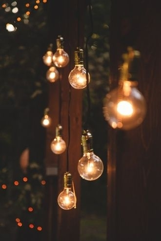 Cute Home Decoration Home Accessory Hollywood Hanging Light Bulbs inside Outdoor Hanging Lights Bulbs (Image 3 of 10)