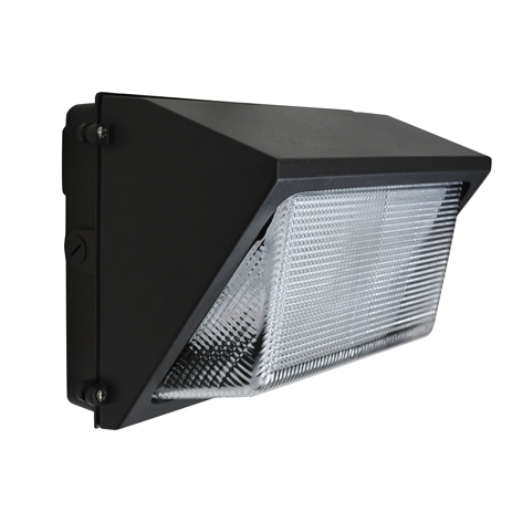Deco Lighting D402-Led 40W 4050 Lumen 5000K Led Wall Pack Outdoor inside Outdoor Wall Pack Lighting (Image 1 of 10)