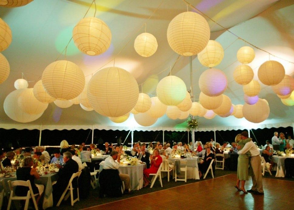 Decoration : Big Paper Lanterns Buy Chinese Lanterns Party Paper Within Outdoor Hanging Nylon Lanterns (View 7 of 10)