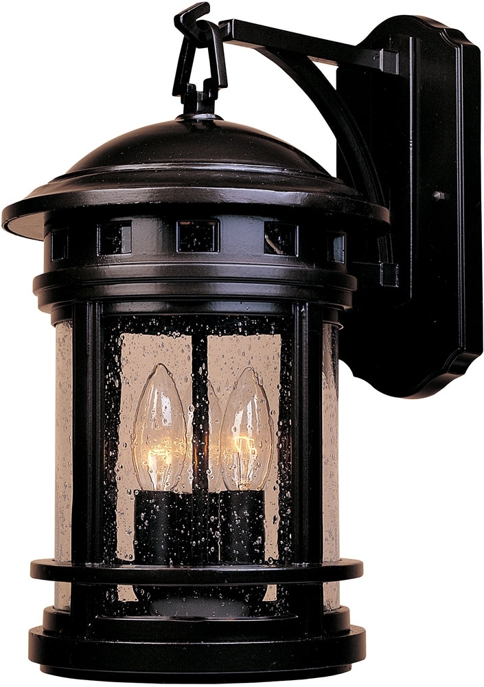 Designers Fountain 2381-Orb Sedona Oil Rubbed Bronze Outdoor Wall throughout Oil Rubbed Bronze Outdoor Wall Lights (Image 2 of 10)