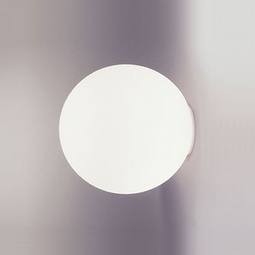 Dioscuri Mini Outdoor Wall/ceiling Lightartemide | 1039018A pertaining to Outdoor Wall Ceiling Lighting (Image 4 of 10)