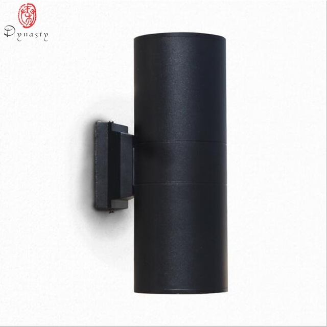 Dynasty Lighting Aluminum Outdoor Wall Lights Led Wall Lamp Water pertaining to Aluminum Outdoor Wall Lighting (Image 3 of 10)