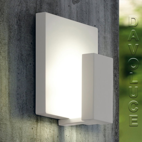 Eglo 93317 Pardela Ip44 Led Outdoor Wall Light | Davoluce Lighting regarding Australia Outdoor Wall Lighting (Image 3 of 10)
