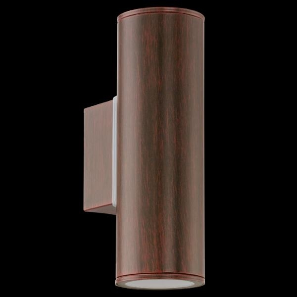 Eglo 94105 | Led Outdoor Wall Light Fitting | Riga | Intended For 200Mm Eglo Riga Outdoor Led Wall Lighting (Photo 6 of 10)
