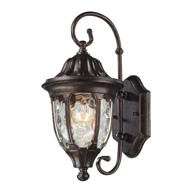 Elk Lighting Outdoor Goinglighting Intended For Victorian Wall Within Victorian Outdoor Wall Lighting (Photo 8 of 10)