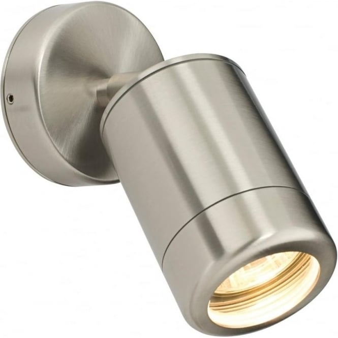 Endon 14017 Atlantis 1 Light Outdoor Wall Spot Light Marine Grade regarding Marine Grade Outdoor Wall Lights (Image 6 of 10)