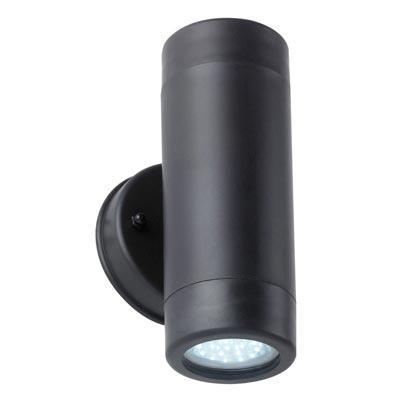 Endon El-40054 Enluce Plastic/polyprop Outdoor Wall Light throughout Plastic Outdoor Wall Lighting (Image 3 of 10)