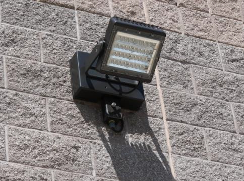 Energy Efficient Commercial Indoor Outdoor Led Lighting In for Outdoor Wall Pack Lighting (Image 2 of 10)