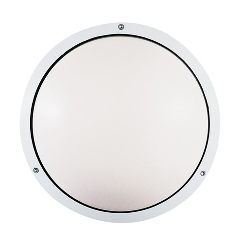 Enhance The Outdoors With Round Wall Lights Warisan Lighting For Regarding Round Outdoor Wall Lights (View 5 of 10)