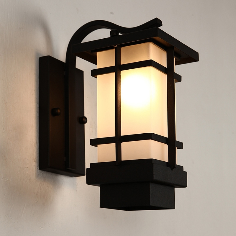 European Outdoor Lampoutdoor Light Chinese Outdoor Wall Lamp Pertaining To European Outdoor Wall Lighting (Photo 8 of 10)