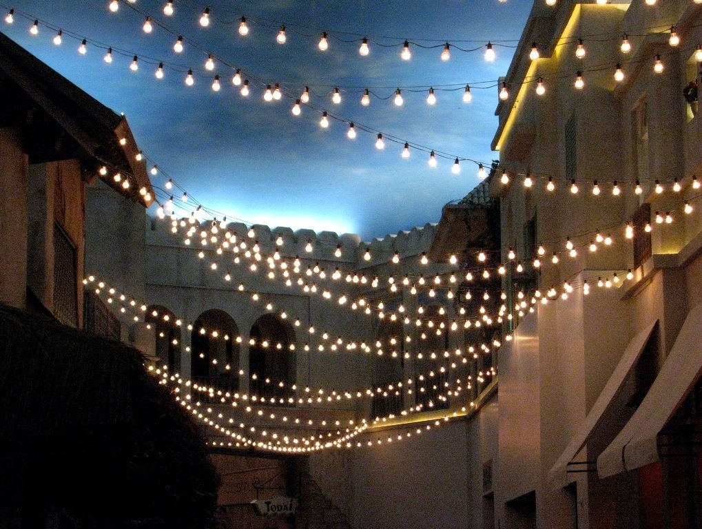 Event Lighting | Globe Lights | Chandeliers | Service | Light Towers With Regard To Commercial Grade Outdoor Hanging Lights (View 4 of 10)