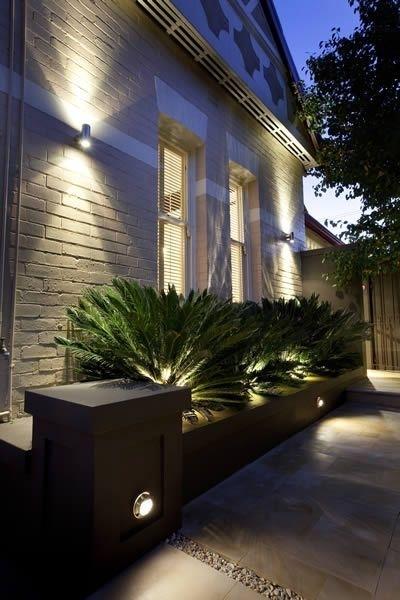 Exterior Wall Lighting Ideas G5287 9 « regarding Residential Outdoor Wall Lighting (Image 3 of 10)