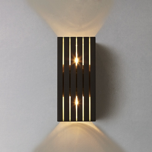Featured Photo of Contemporary Outdoor Wall Lights