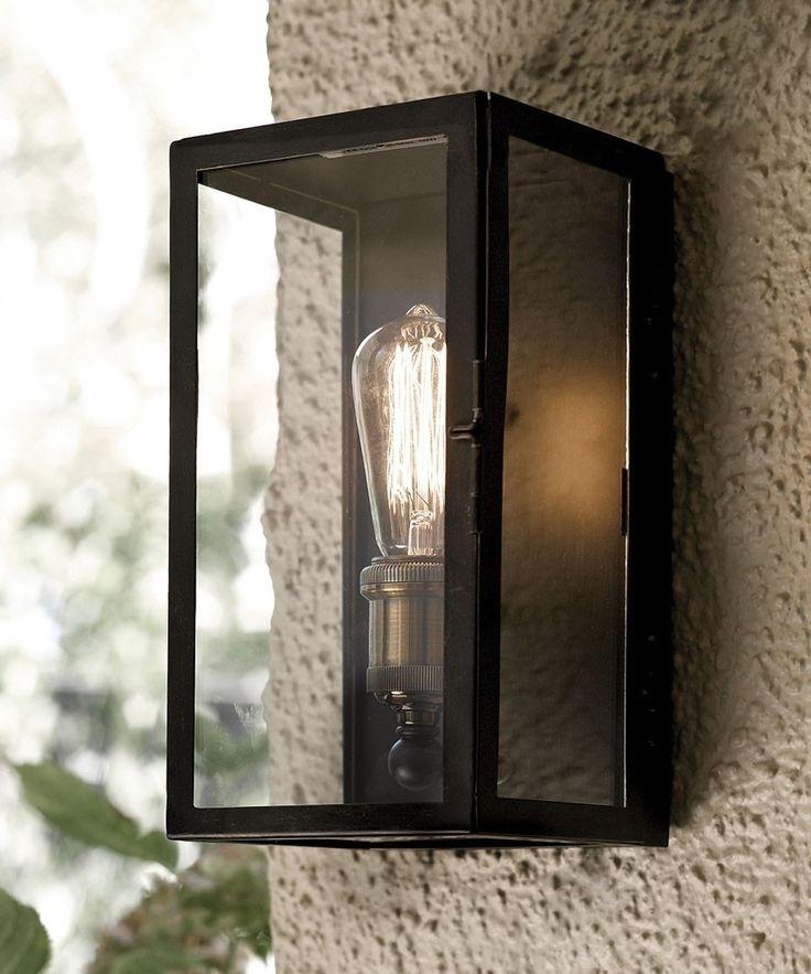 Exterior Wall Sconce Light Fixtures – Jeffreypeak Within Beacon Lighting Outdoor Wall Lights (Image 7 of 10)