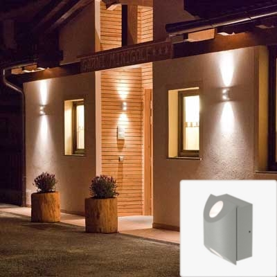 Fantastic Up And Down Exterior Wall Lights R31 On Simple Small In Outside Wall Down Lights (View 9 of 10)