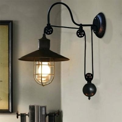 Farmhouse Wall Light Image Of Farmhouse Wall Sconce Outdoor with regard to Pottery Barn Outdoor Wall Lighting (Image 4 of 10)