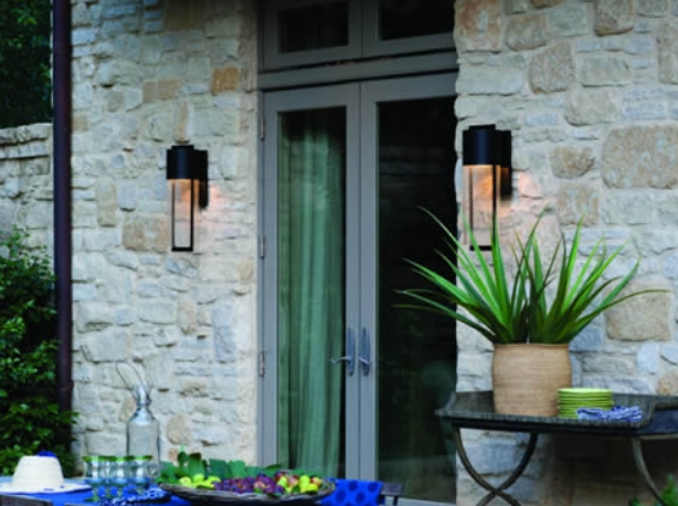 Fave 5 Modern Outdoor Wall Sconces Design Matters Lumens Hinkley throughout Hinkley Outdoor Wall Lighting (Image 2 of 10)
