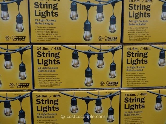 Feit Outdoor String Lights Picture - Pixelmari pertaining to Outdoor Hanging Lights At Costco (Image 6 of 10)