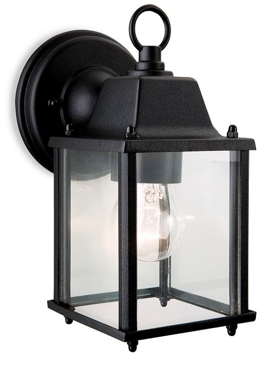 Firstlight Coach Outdoor Black Wall Lantern | 8666Bk | Luxury Lighting regarding Outdoor Hanging Coach Lights (Image 3 of 10)