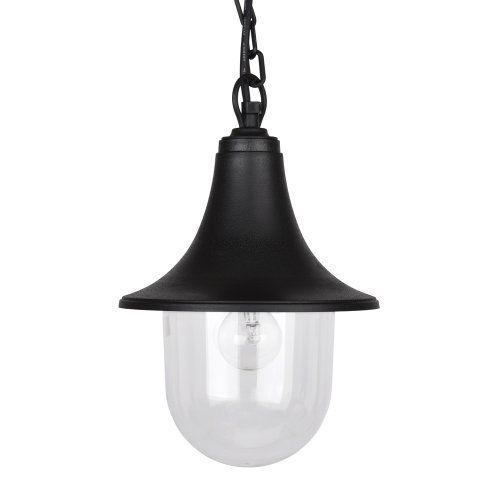 Fisherman Lantern Lamp Style Black Outdoor Security Ip44 Rated regarding Outdoor Hanging Lanterns At Amazon (Image 4 of 10)