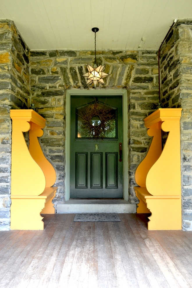 Front Porch Lighting Exterior Victorian With Craftsman Outdoor inside Front Door Outdoor Hanging Lights (Image 6 of 10)