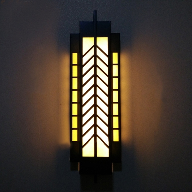 Garden Lamp Post Lights Gate Outdoor Pillar Lights Hotel Lobby Wall throughout Outdoor Wall and Post Lighting (Image 5 of 10)