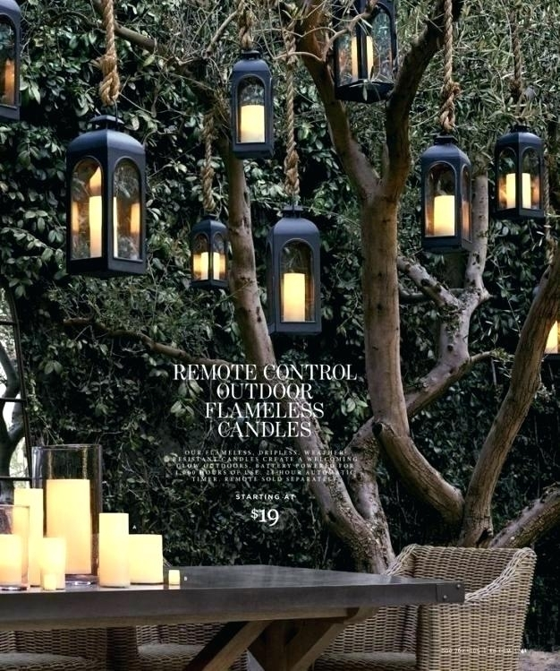 Garden Lights For Trees Outdoor Solar Lights For Trees Best Outdoor for Hanging Lights In Outdoor Trees (Image 4 of 10)