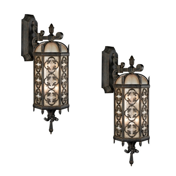 Gothic Outdoor Lighting – A Property Of Dignified And Esteemed Within Gothic Outdoor Wall Lighting (View 7 of 10)
