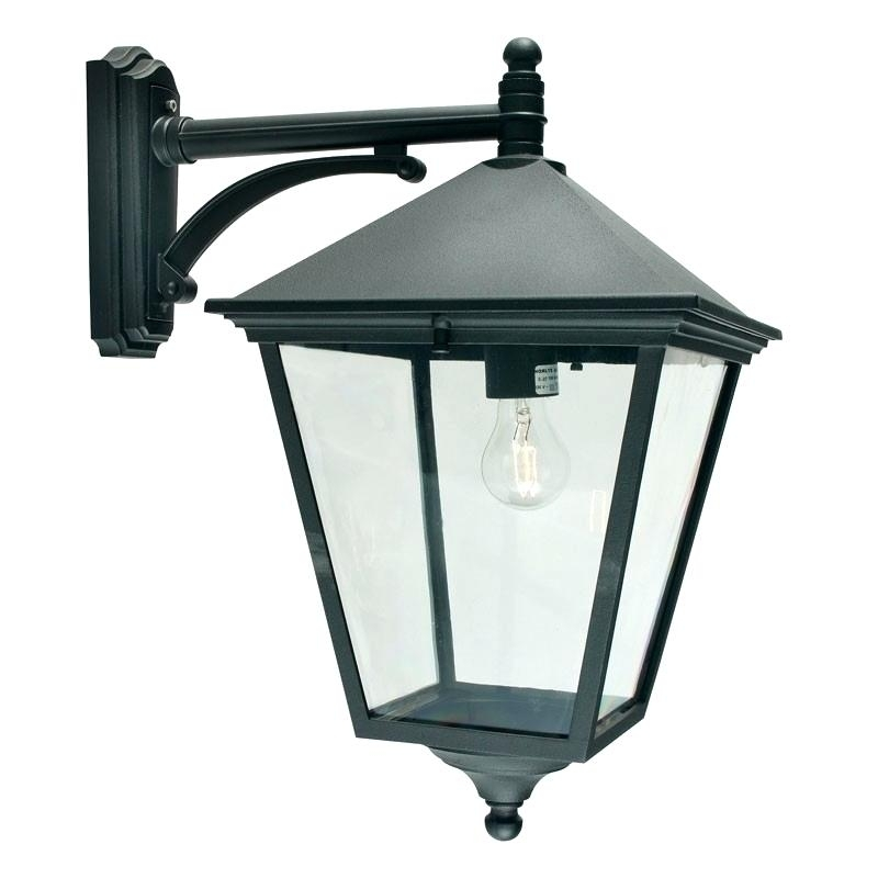 Hanging Coach Light Outdoor Hanging Lantern Wall Light Black Hanging within Outdoor Hanging Coach Lights (Image 7 of 10)