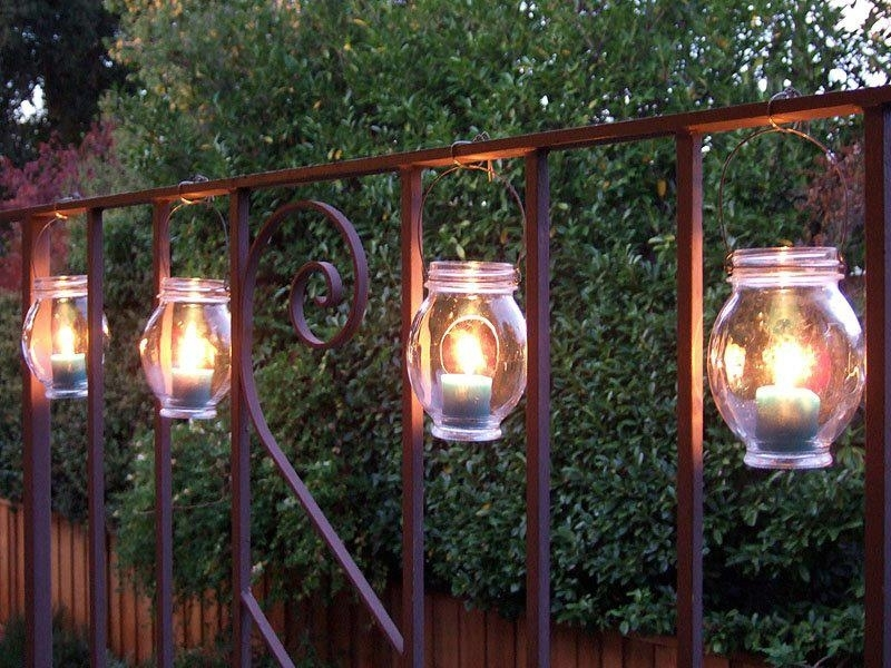 Hanging Garden Design | Diy Gardening | Pinterest | Decoration pertaining to Outdoor Hanging Garden Lanterns (Image 3 of 10)