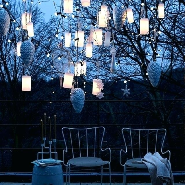 Hanging Outdoor Lights Awesome For White In Trees Christmas pertaining to Hanging Outdoor Lights On Trees (Image 5 of 10)