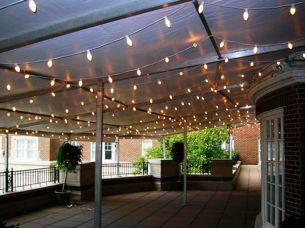 Hanging Outdoor Lights String : The Best Hanging Outdoor Lights within Hanging Outdoor Lights (Image 5 of 10)