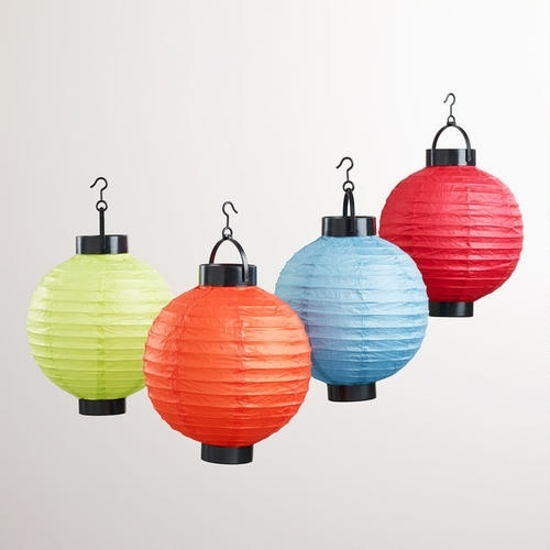 High Quality Battery Operated Hanging Led Paper Lantern - Buy Led pertaining to Outdoor Hanging Lights With Battery (Image 6 of 10)