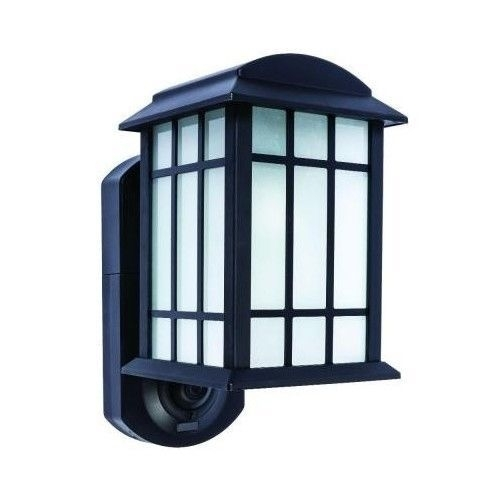 Home Security Camera System Outdoor Wall Lantern Motion Detector with Outdoor Wall Lights With Security Camera (Image 8 of 10)
