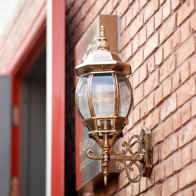 Featured Photo of Quality Outdoor Wall Lighting