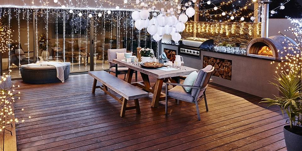 How To Light Your Outdoors | Bunnings Warehouse with regard to Outdoor Hanging Lights at Bunnings (Image 7 of 10)