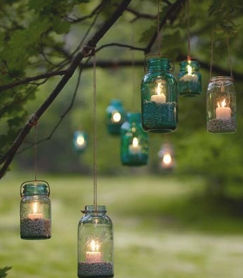If You Plan To Picnic In The Evening, Why Not String Up Some Inside Outdoor Hanging Tree Lanterns (Photo 9 of 10)